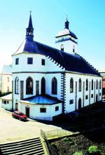 Kostel sv. Jakuba Staršího v České Kamenici